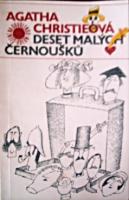 Kniha Deset malých černoušků (Agatha Christie)